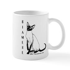 Siamese Small Mug