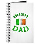 Father's Day Irish Dad Journal