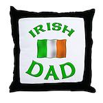 Father's Day Irish Dad Throw Pillow