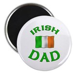 Father's Day Irish Dad Magnet