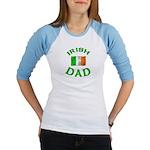 Father's Day Irish Dad Jr. Raglan
