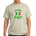 Father's Day Irish Dad Light T-Shirt
