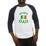Father's Day Irish Dad Baseball Jersey