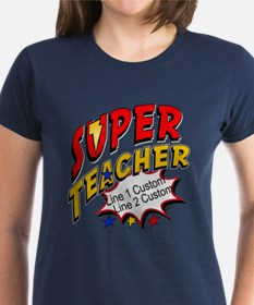 Teacher Super Hero Tee