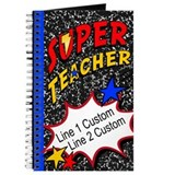 Teacher Journals & Spiral Notebooks