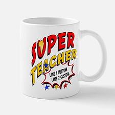 Teacher Super Hero Mug