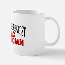 """The World's Greatest HVAC Technician"" Mug"