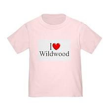 """I Love Wildwood"" T"