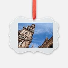 The Spanish Square (Plaza de Espa Ornament