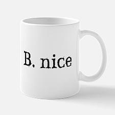 B. nice Mug