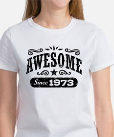Awesome Since 1973 Tee