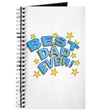 Best Dad Ever! Journal