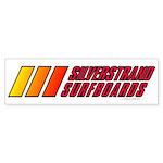 Silverstrand Surfboards Bumper Sticker