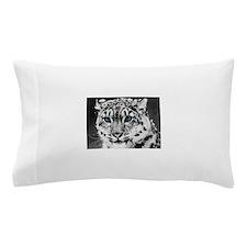 Cute Snow leopard Pillow Case