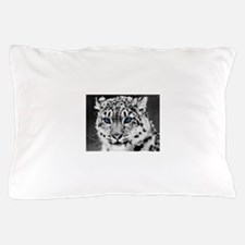 Cute Snow leopard Pillow Case