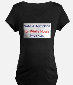 J Kevorkian for White House Physician T-Shirt