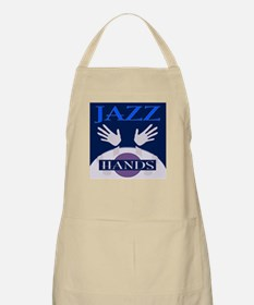 Jazz Hands BBQ Apron