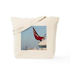 Iraklio: Commercial Harbor Marina / Sunse Tote Bag