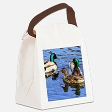 Mallards Canvas Lunch Bag