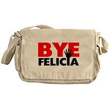 Bye Felicia Hand Wave Messenger Bag