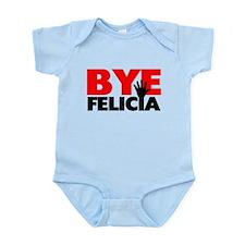 Bye Felicia Hand Wave Onesie