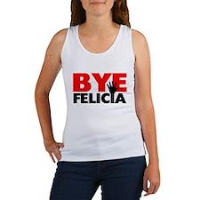 Bye Felicia Hand Wave Women's Tank Top