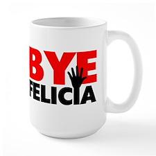 Bye Felicia Hand Wave Mug