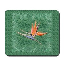 Bird of Paradise Mousepad