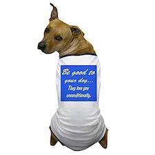 Unconditional Love Dog Tee