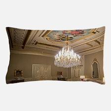 Turkish Embassy building, interior, Vi Pillow Case