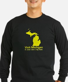 Visit Michigan . . . It Looks T