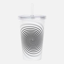 HypnoDisk01.png Acrylic Double-wall Tumbler