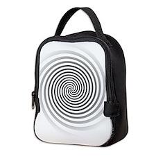 HypnoDisk01.png Neoprene Lunch Bag