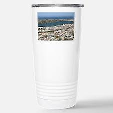 Dunedin City & Harbour  Travel Mug