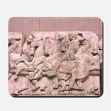 Parthenon Frieze. Elgin Marbles. Horseme Mousepad