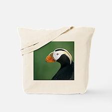 Tufted Puffin (Fratercula cirrhata) Summe Tote Bag