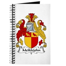 Meiklejohn Journal