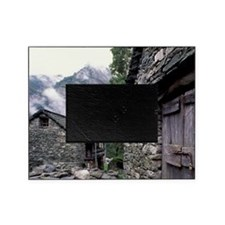 Europe, Switzerland, Val Verzasca, R Picture Frame