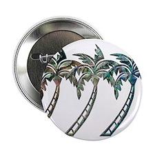 """Cute Palm trees 2.25"""" Button"""