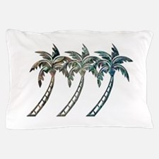 Cute Palm trees Pillow Case