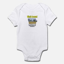 Visit Iowa . . . You Probably Infant Bodysuit
