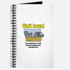 Visit Iowa . . . You Probably Journal