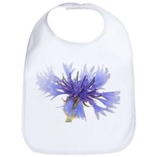Funny Wildflowers Bib