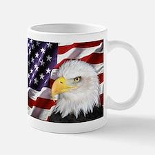 flag-eagle-banner2 Mugs