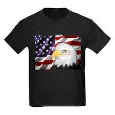 flag-eagle-banner2 T-Shirt