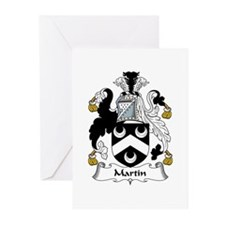 Martin Greeting Cards (Pk of 10)