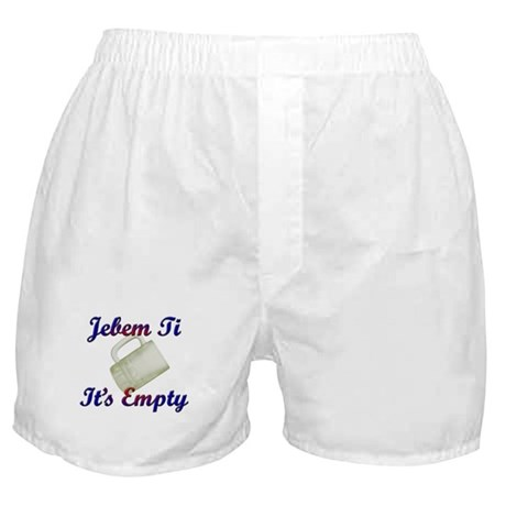 croatian Boxer Shorts