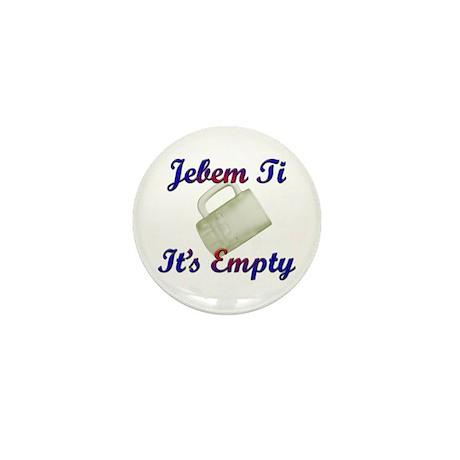 croatian Mini Button (100 pack)