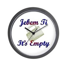 jebem ti Wall Clock
