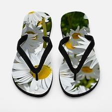 Unique Daisy Flip Flops